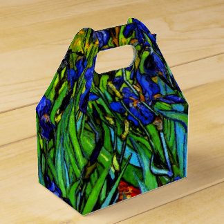 Van Gogh - Irises Favour Box