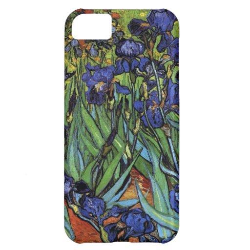 Van Gogh Irises iPhone Case iPhone 5C Covers