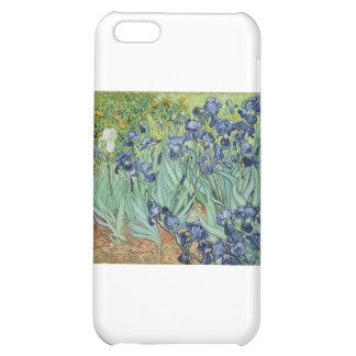 Van Gogh Irises iPhone 5C Cases