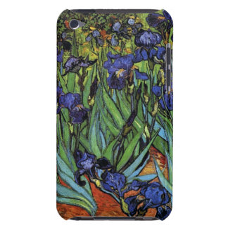 Van Gogh Irises iPod Case iPod Touch Covers