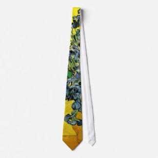 Van Gogh: Irises Tie