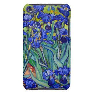 Van Gogh Irises v2 iPod Case-Mate Cases