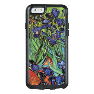 Van Gogh Irises, Vintage Garden Fine Art OtterBox iPhone 6/6s Case