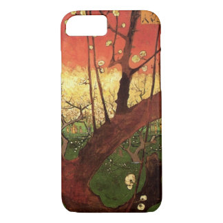 Van Gogh Japanese Flowering Plum Tree, Fine Art iPhone 8/7 Case