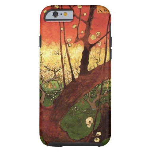 Van Gogh Japanese Flowering Plum Tree, Vintage Art iPhone 6 Case