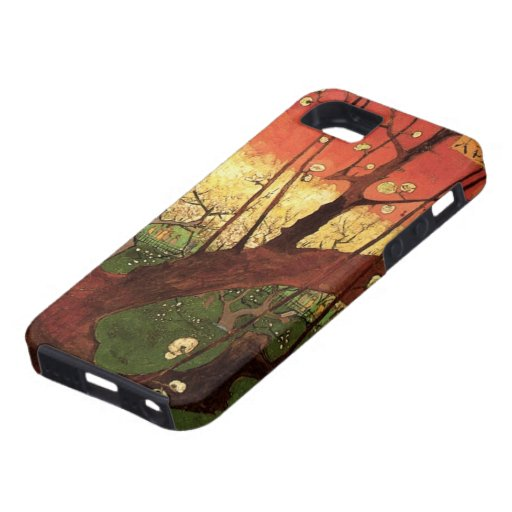 Van Gogh Japanese Flowering Plum Tree, Vintage Art iPhone 5 Cases