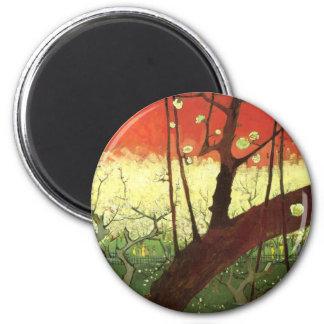 Van Gogh Japonaiserie Magnet