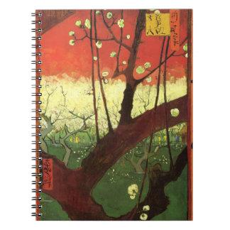 Van Gogh Japonaiserie Notebook