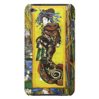 Van Gogh Japonaiserie Oiran iPod Touch Case