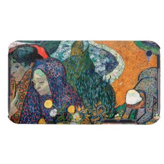Van Gogh Ladies of Arles iPod Case-Mate Cases