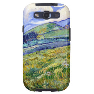 Van Gogh Landscape from St Remy Samsung Galaxy SIII Case