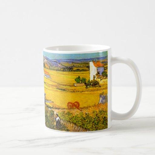 Van Gogh: Landscape Near Arles Mug