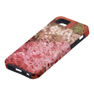 Van Gogh Lilacs, Vintage Pink Flowers Fine Art iPhone 5 Case