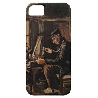 Van Gogh Man Winding Yarn iPhone 5 Cover