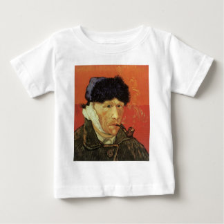 Van Gogh - Man With Pipe Baby T-Shirt