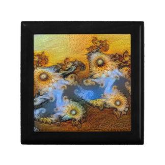 Van Gogh Mandelbrot Fractal Gift Box
