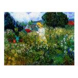 Van Gogh Marguerite Gachet in Garden (F756)