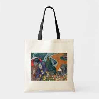 Van Gogh - Memory Of The Garden At Etten Canvas Bag