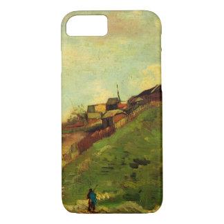 Van Gogh Montmartre: Quarry, the Mills, Fine Art iPhone 7 Case