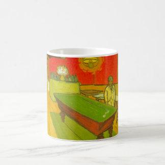 Van Gogh Night Cafe, Vintage Fine Art Coffee Mug