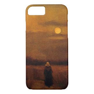 Van Gogh Old Tower In The Fields, Vintage Fine Art iPhone 7 Case