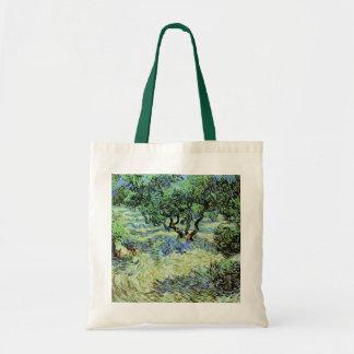 Van Gogh Olive Grove, Vintage Post Impressionism Bag
