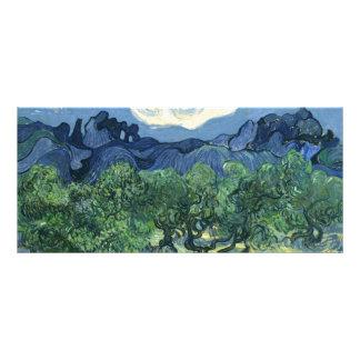 Van Gogh | Olive Trees | 1889 Full Colour Rack Card