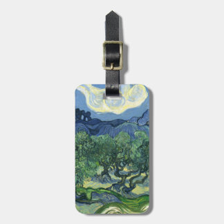 Van Gogh | Olive Trees | 1889 Luggage Tag