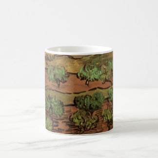 Van Gogh Olive Trees Against a Slope of a Hill Coffee Mug