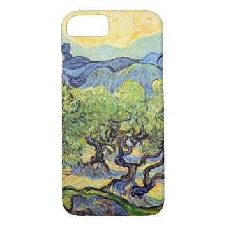 Van Gogh Olive Trees, Vintage Fine Art iPhone 8/7 Case