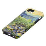 Van Gogh, Olive Trees, Vintage Post Impressionism iPhone 5 Cover