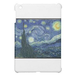 Van Gogh Paintings: Starry Night Van Gogh Cover For The iPad Mini