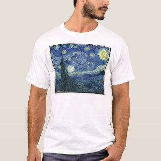 Van Gogh Paintings: Starry Night Van Gogh T-Shirt