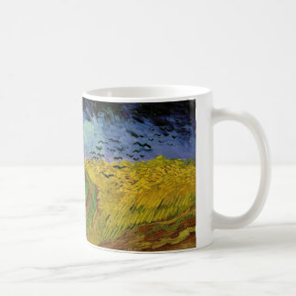 Van Gogh Paintings: Van Gogh Wheat Field Coffee Mug