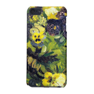 Van Gogh Pansies iPod Touch (5th Generation) Case