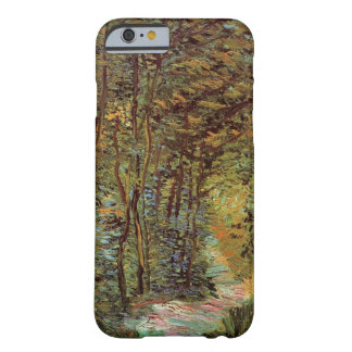 Van Gogh Path in the Woods, Vintage Fine Art Barely There iPhone 6 Case