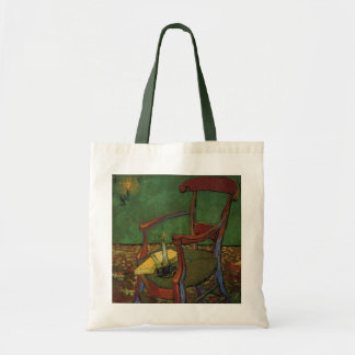 Van Gogh Paul Gauguin's Armchair, Vintage Art Tote Bag
