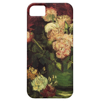 Van Gogh Peonies and Roses iPhone 5 Cases