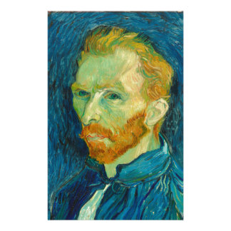Van Gogh Personalized Stationery