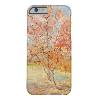 Van Gogh Pink Peach Tree in Blossom iPhone 6 case Barely There iPhone 6 Case