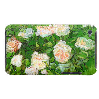 Van Gogh Pink Roses iPod Case iPod Touch Covers