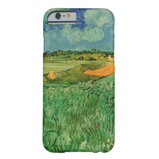 Van Gogh Plain Near Auvers, Vintage Fine Art Barely There iPhone 6 Case
