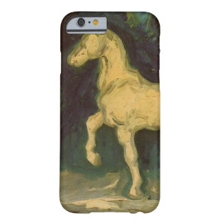 Van Gogh Plaster Statuette of a Horse, Vintage Art Barely There iPhone 6 Case