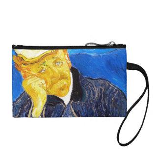 Van Gogh | Portrait of Dr. Gachet Change Purses