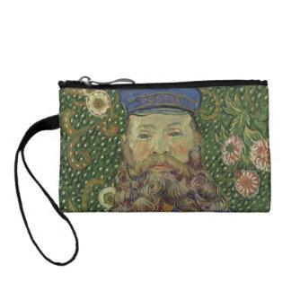 Van Gogh | Portrait of Postman Joseph Roulin II Coin Purse