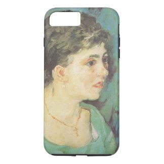 van Gogh | Portrait of Woman in Blue | 1885 iPhone 7 Plus Case