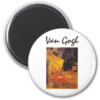 Van Gogh Products & Designs! Refrigerator Magnet