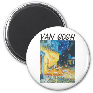 Van Gogh Products & Designs! Refrigerator Magnets