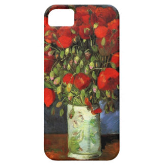 Van Gogh Red Poppies iPhone 5 Case