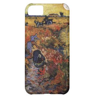 Van Gogh Red Vineyard iPhone 5C Case